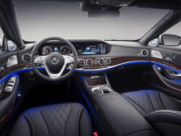 Mercedes Maybach classe S berline