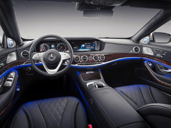 Mercedes Maybach classe S berline