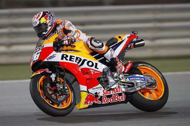 Dani Pedrosa MOTOGP Honda