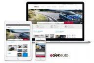 Site internet Eden auto