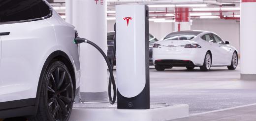 Tesla Motors Supercharger