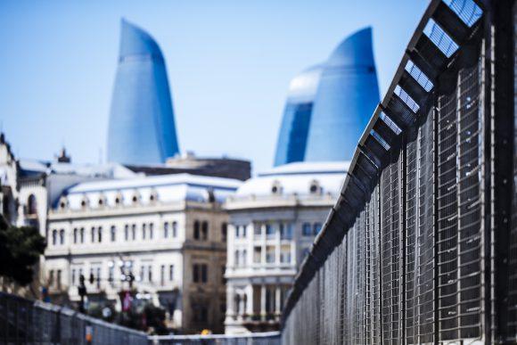 Grand prix de Bakou F1 2018