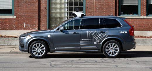 accident véhicule autonome Uber