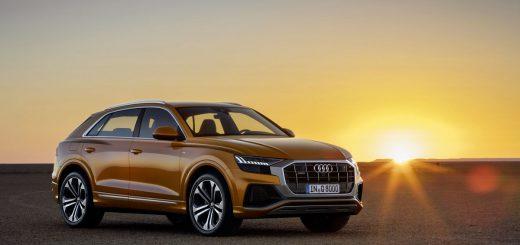 Nouveau Audi Q8