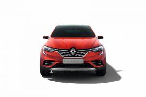 2018 Renault ARKANA face avant