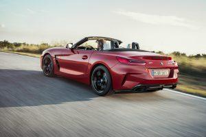 arriere Nouveau roadster bmw z4 2019 (1)