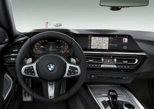 cockpit Nouveau roadster bmw z4 2019 (1)