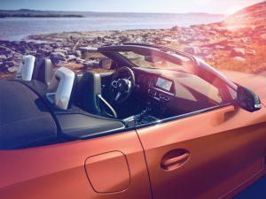 Nouveau roadster bmw z4 2019 cabriolet
