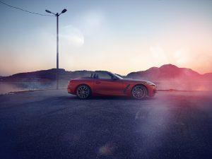 profil Nouveau roadster bmw z4 2019 (1)