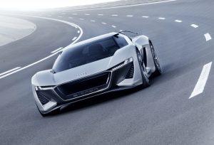 concept supercar electrique audi pb18