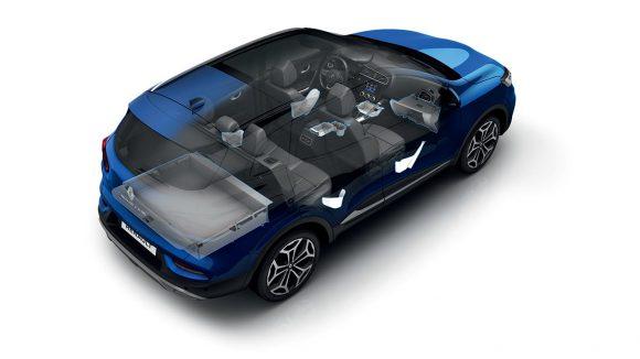 Nouveau Renault KADJAR rangements