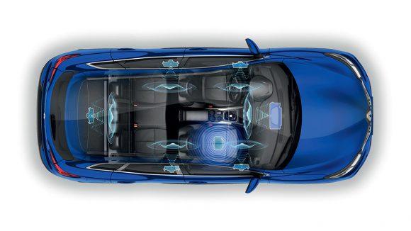 2018 - Nouveau Renault KADJAR Système audio Bose