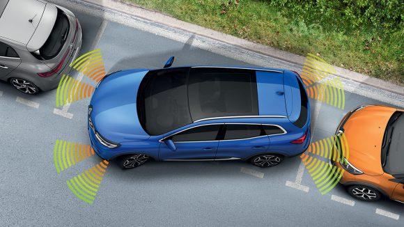 2018 - Nouveau Renault KADJAR Aide au parking avant et arrière