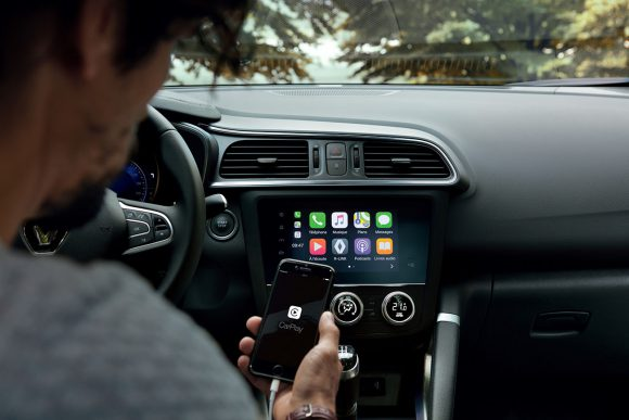 2018 - Nouveau Renault KADJAR Système multimedia R-Link 2 avec Apple CarPlay