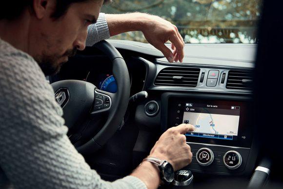 2018 - Nouveau Renault KADJAR Système multimedia R-Link 2