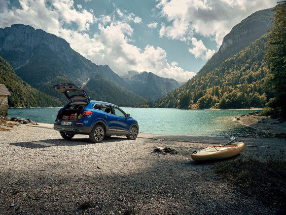 2018 - Nouveau Renault KADJAR Teinte Bleu Iron