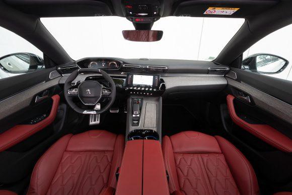 Cockpit Peugeot 508