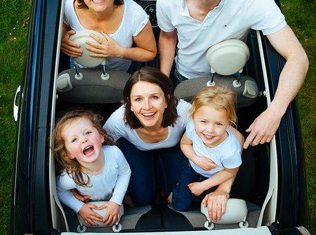 Conseils voyage voiture famille