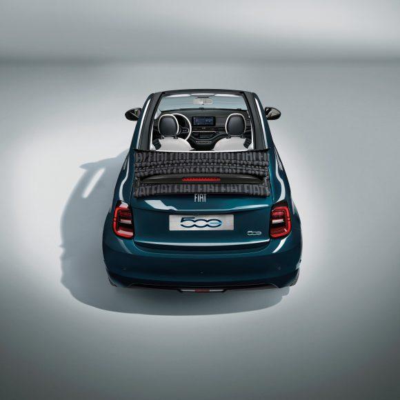 Fiat 500 la prima exterieur