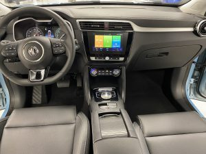 MG-ZS-EV-interieur