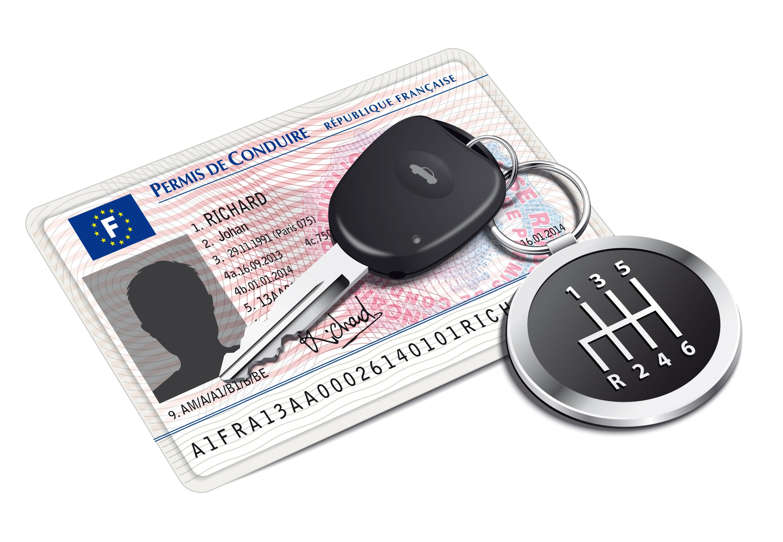 nouveau permis conduire francais