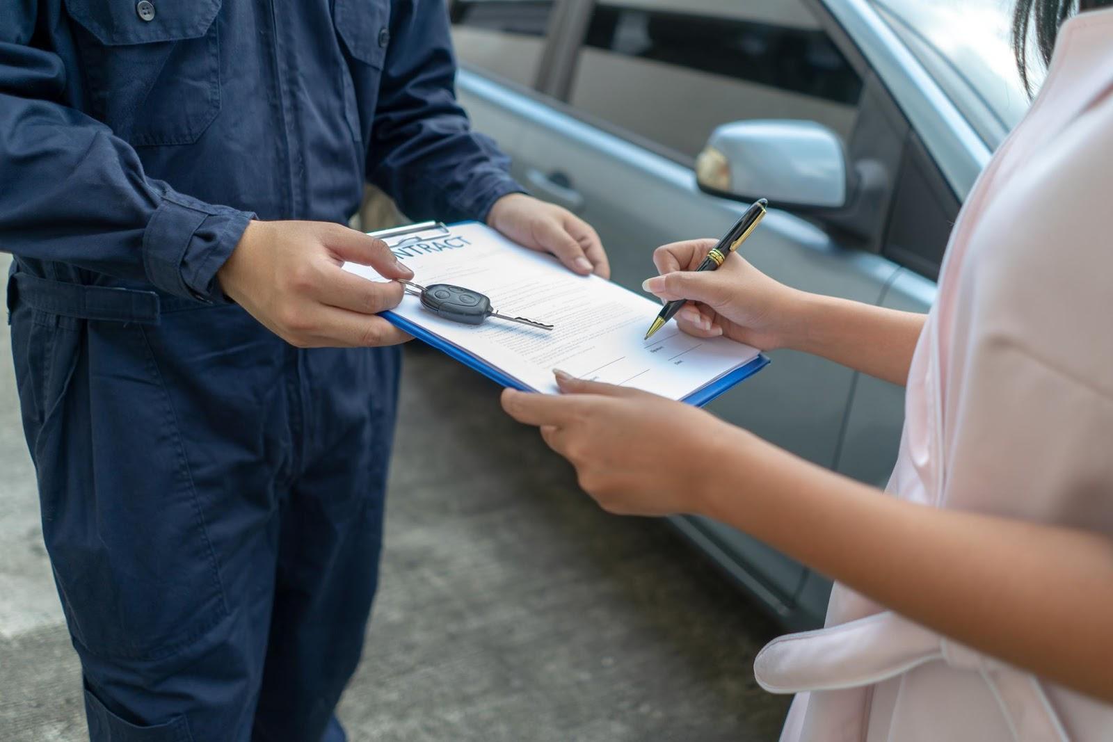 garagiste pour entretien auto